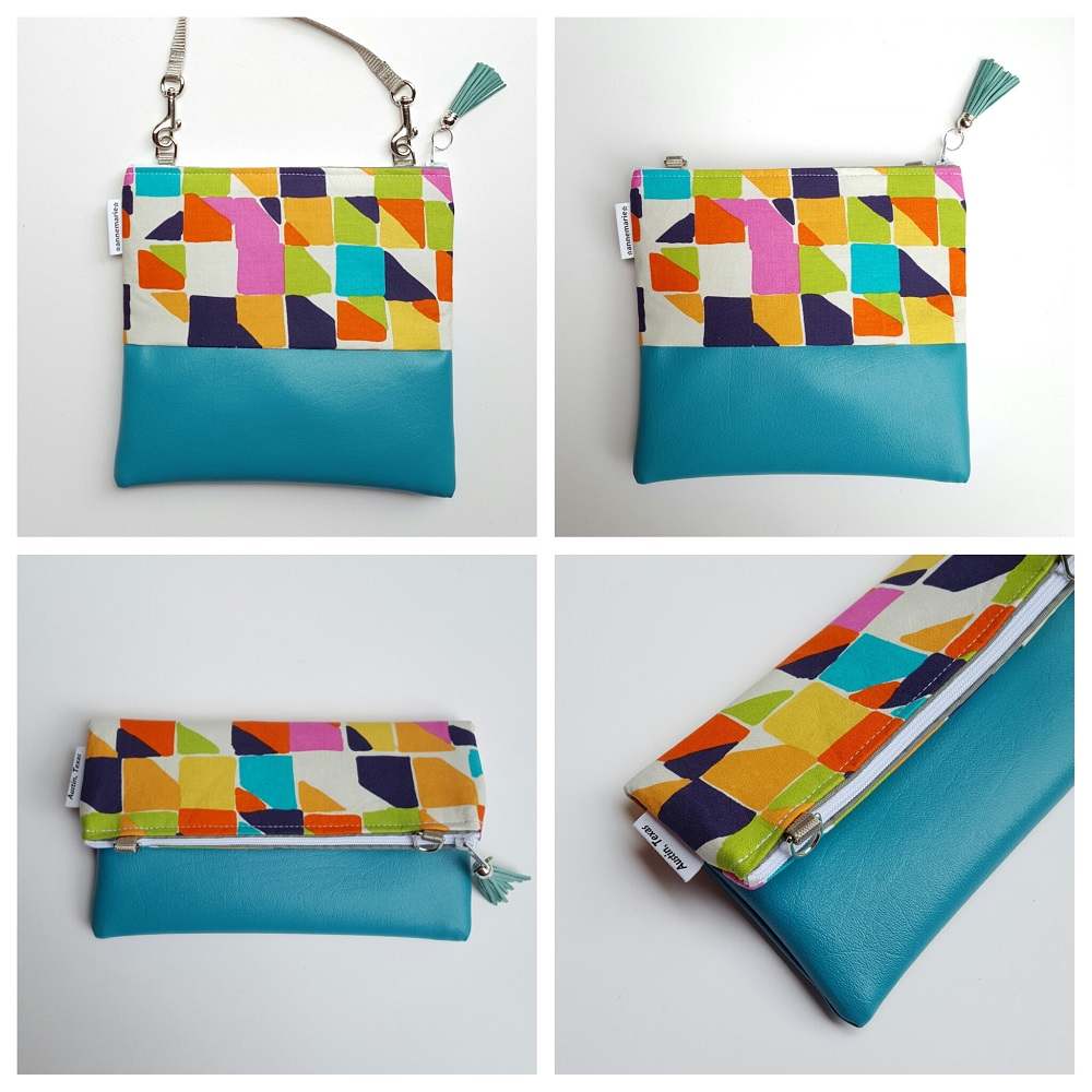 The Angie Crossbody - Art Class by AnneMarie, $48