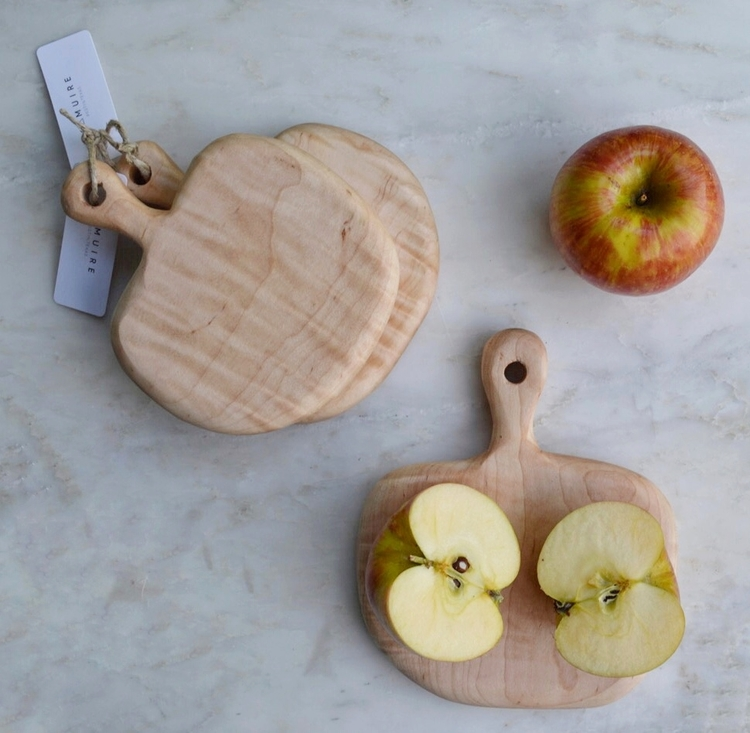The Mini Apple Board by C. Muire, $28