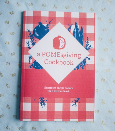 The POMESgiving Cookbook by The POME Shop, $10