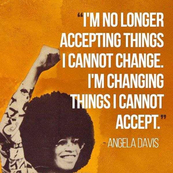 Accept The Change Quotes: 1st Socialist Feminist Book Club Meet Up