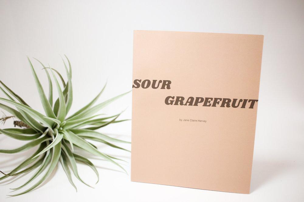 Sour Grapefruit: The Zine