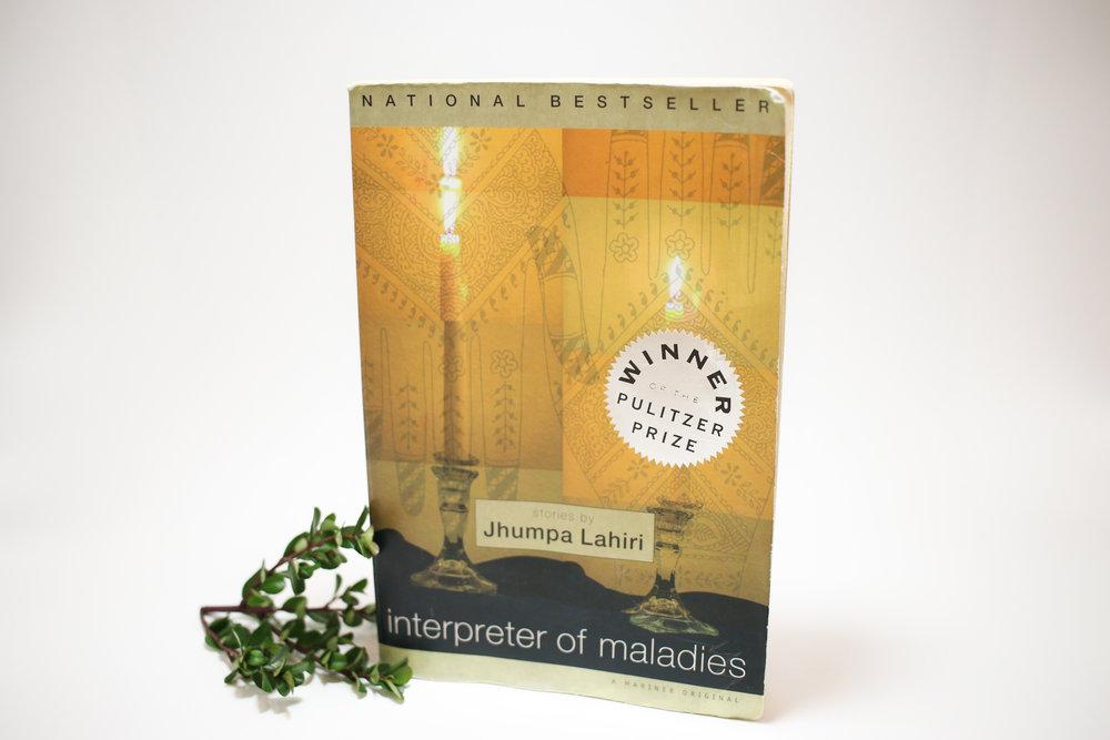 """Interpreter of Maladies"""