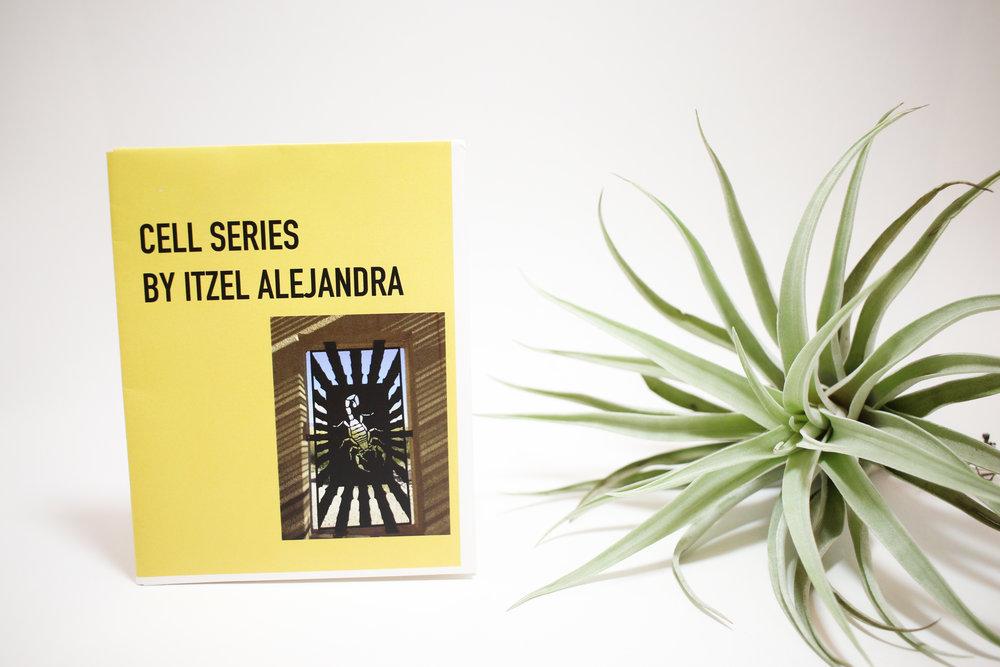 """""""Cell Series"""" by Itzel Alejandra"""