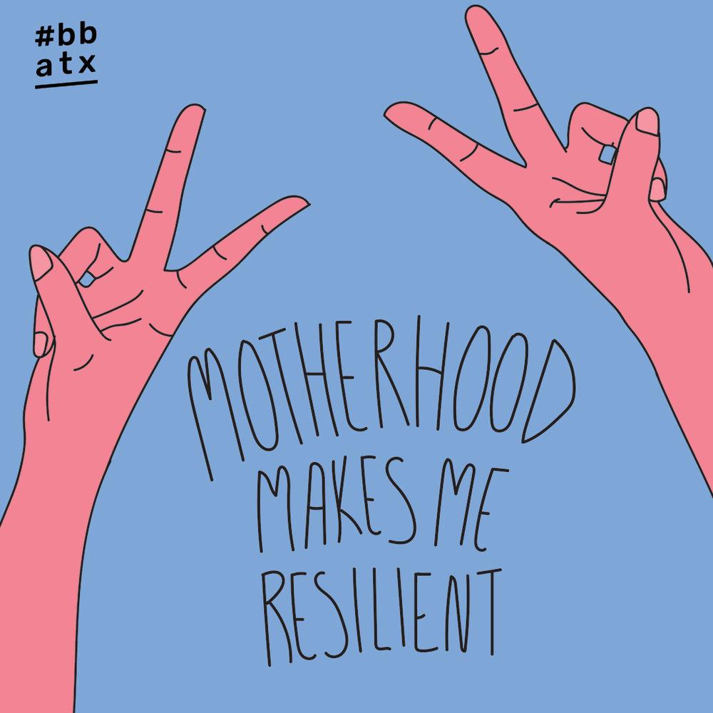 words by Jasmine Robinson (founder of Collegiate Mom Coalition and SOTU 2019 speaker) // illustration by Jasmine Brooks (artist and #BBATX board member)