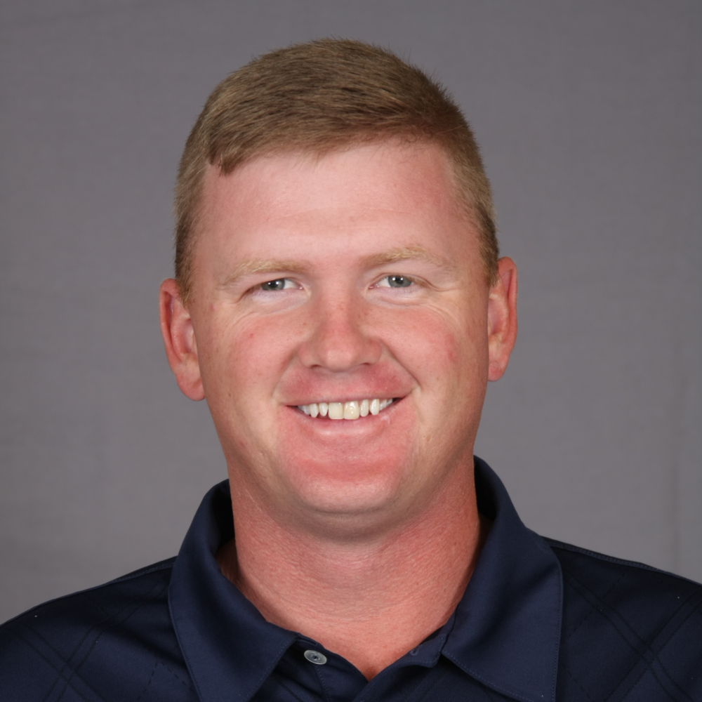 WHIT TURNBOW Whit is the Assistant Athletic Director and Men's Golf Head Coach at MTSU.