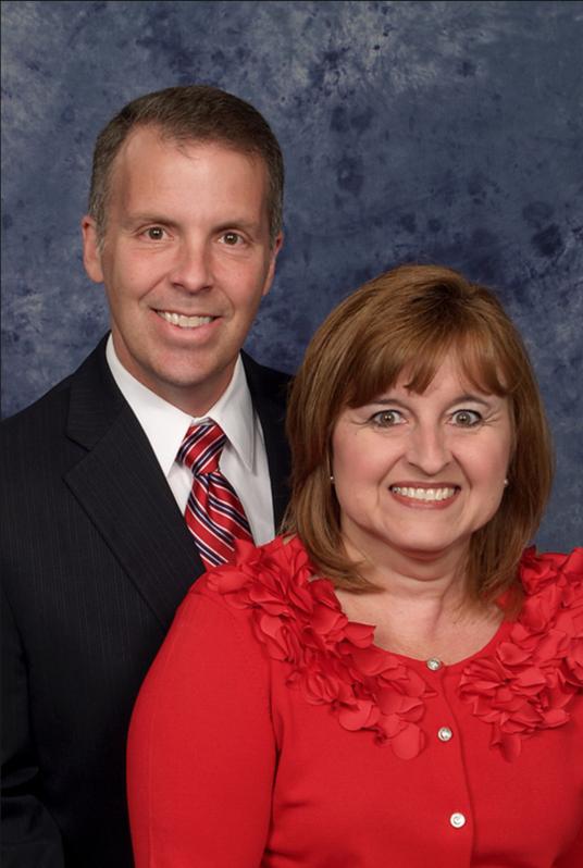 Pastor Jeff and Angela Rasnick