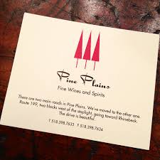Pine Plains Fine Wines and Spirits