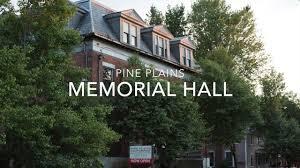 Pine Plains Memorial Hall