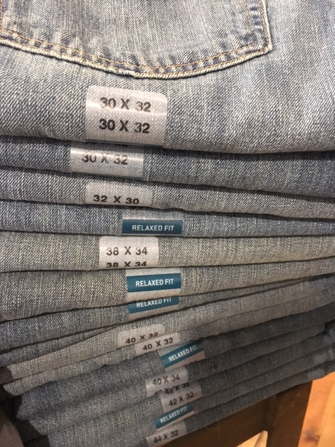JEANS $15 while supplies last