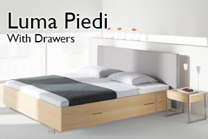 Luma Piedi w/ Drawers (from $2988)