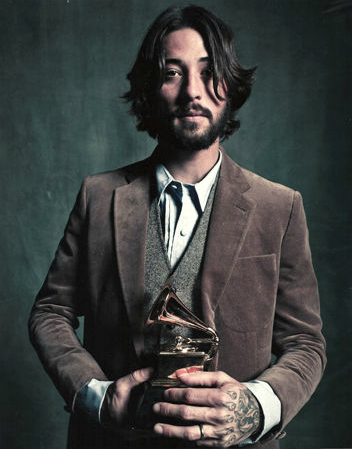 "Ryan Bingham wins Grammy for ""The Weary Kind"" Photo: Danny Clinch"