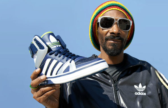 Snoop Dogg for Adidas