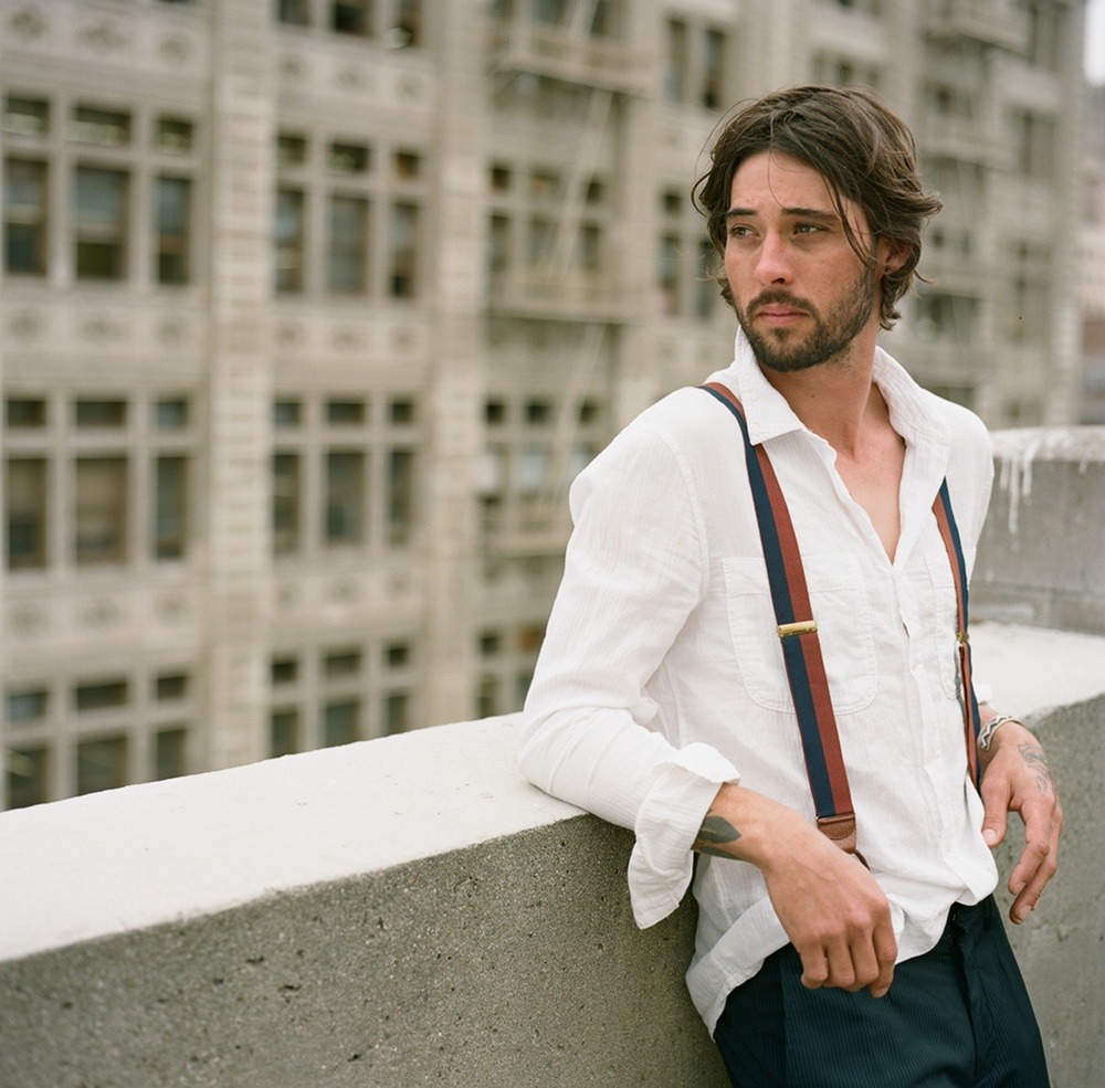 Ryan Bingham  Photo: Anna Axster
