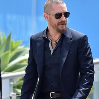 Tom Hardy at the Cannes Official Photo Call for Mad Max Fury Road