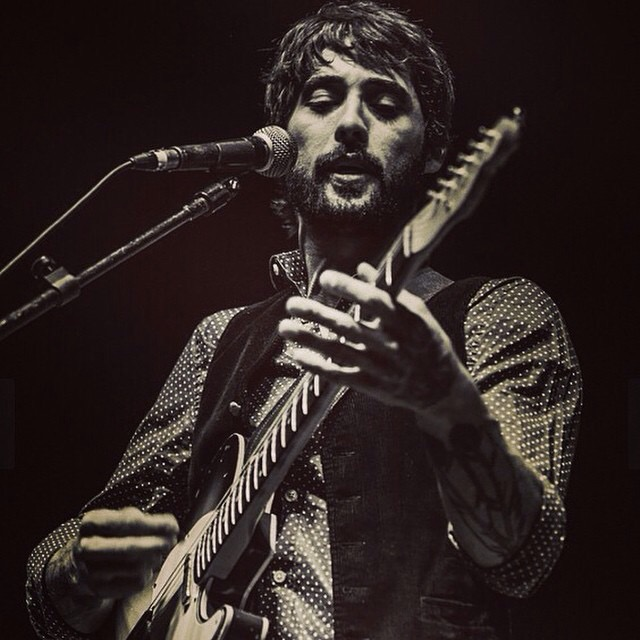 Ryan Bingham on tour