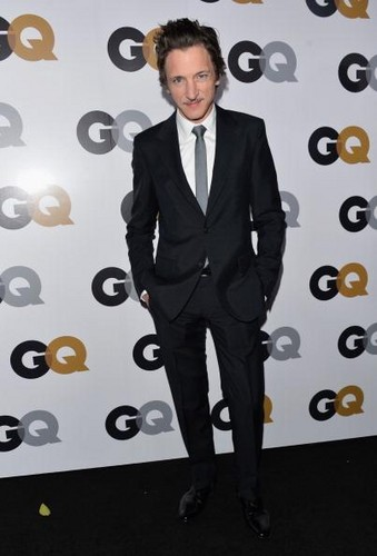 John Hawkes at the GQ Men of the Year