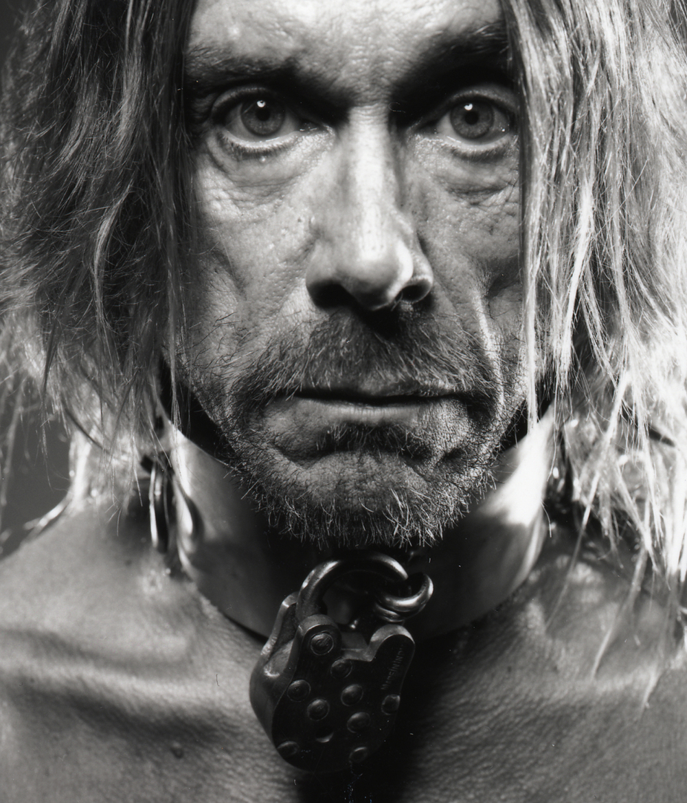 "Iggy Pop ""Skull Ring"" Photo: Mark Mann"