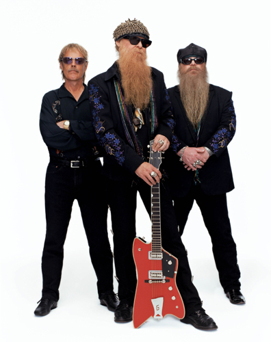 ZZ Top Photo: Michael Waring