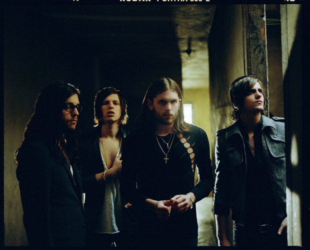 Kings of Leon  Photo: James Minchen
