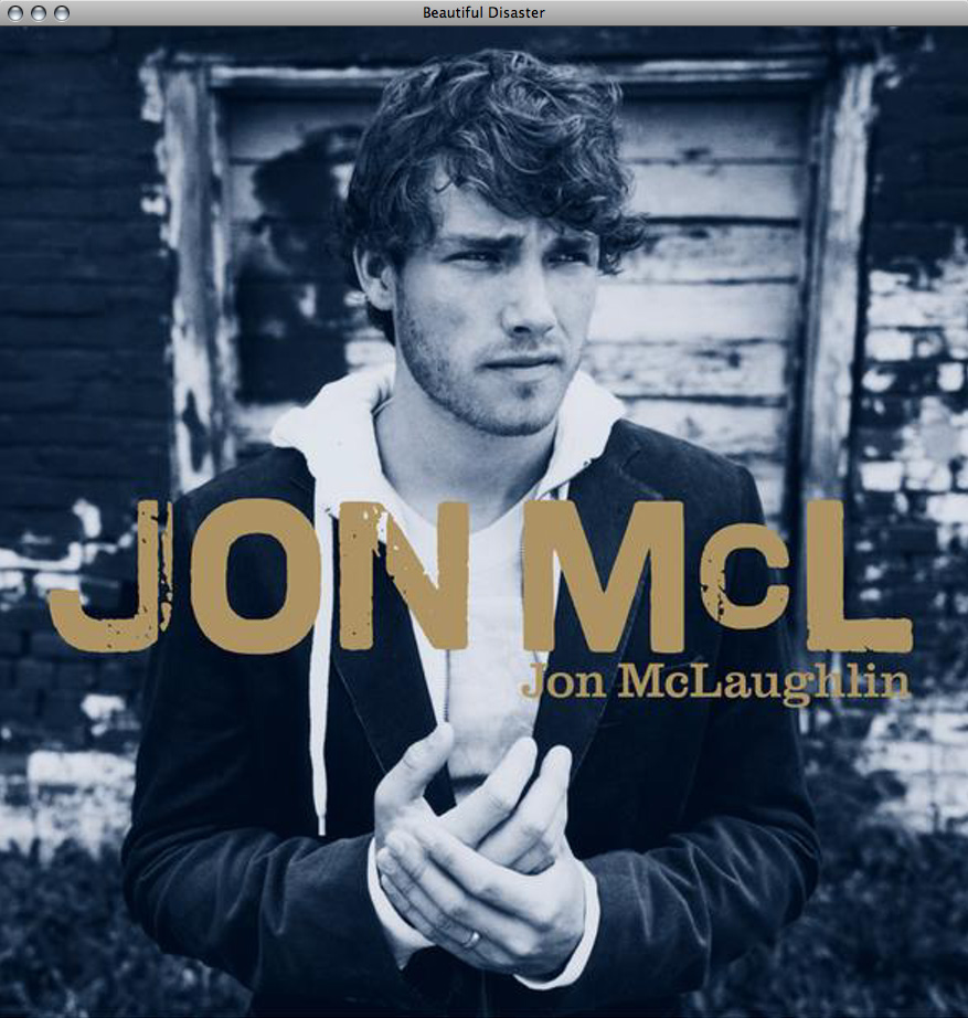 Jon McLaughlin  Photo: Warren Aftahi