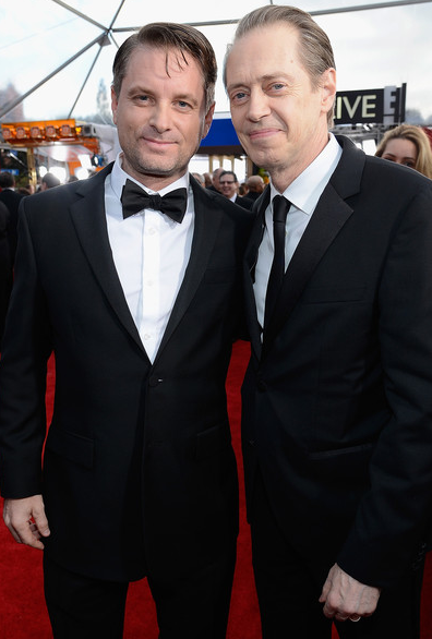 "Shea Whigham at The Emmy Awards for ""Boardwalk Empire"""