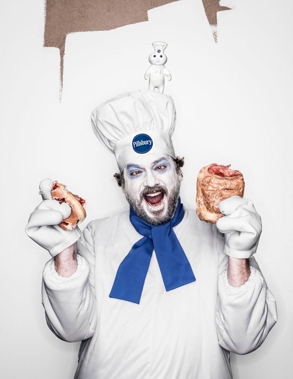 Danny McBride for GQ  Photo: Dan Winters