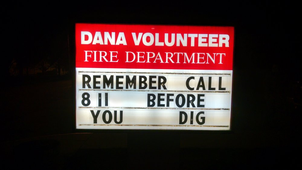 Dana Comm. Vol. Fire Department