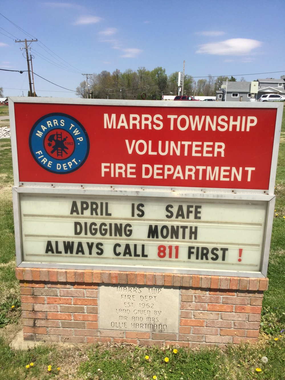 Marrs Township Volunteer Fire Department