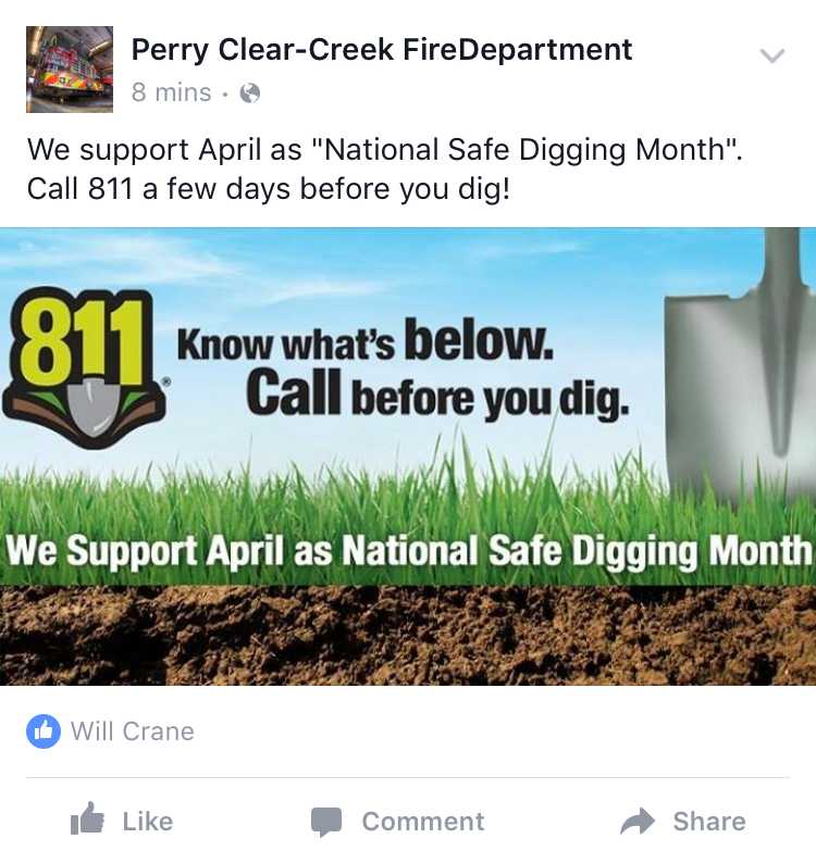 Perry-Clear Creek Fire Protection District