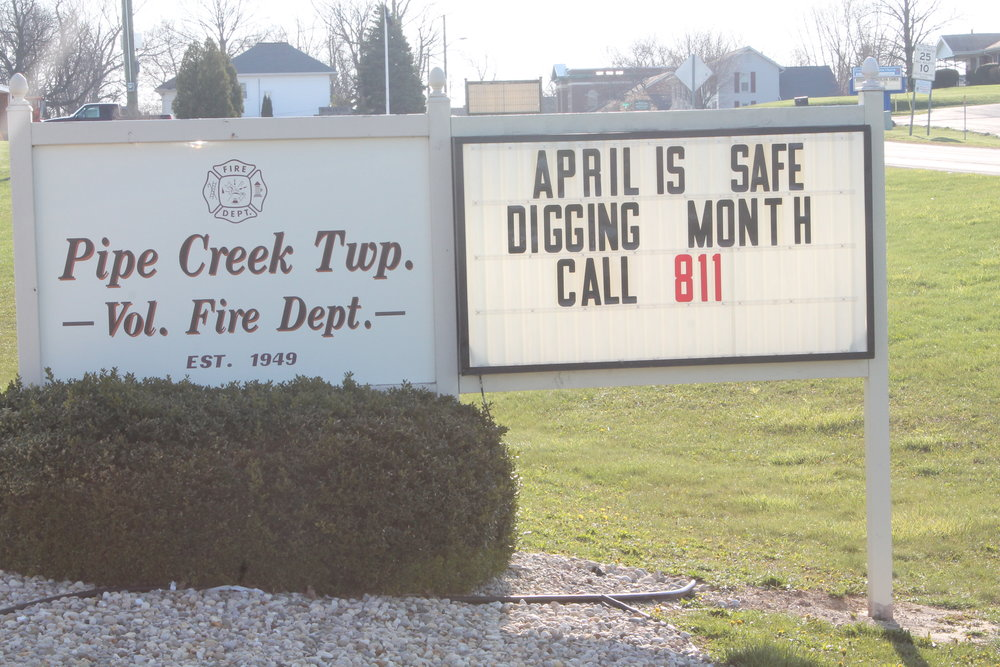 Pipe Creek Twp. Vol. Fire Department