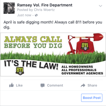 Ramsey Volunteer Fire Department