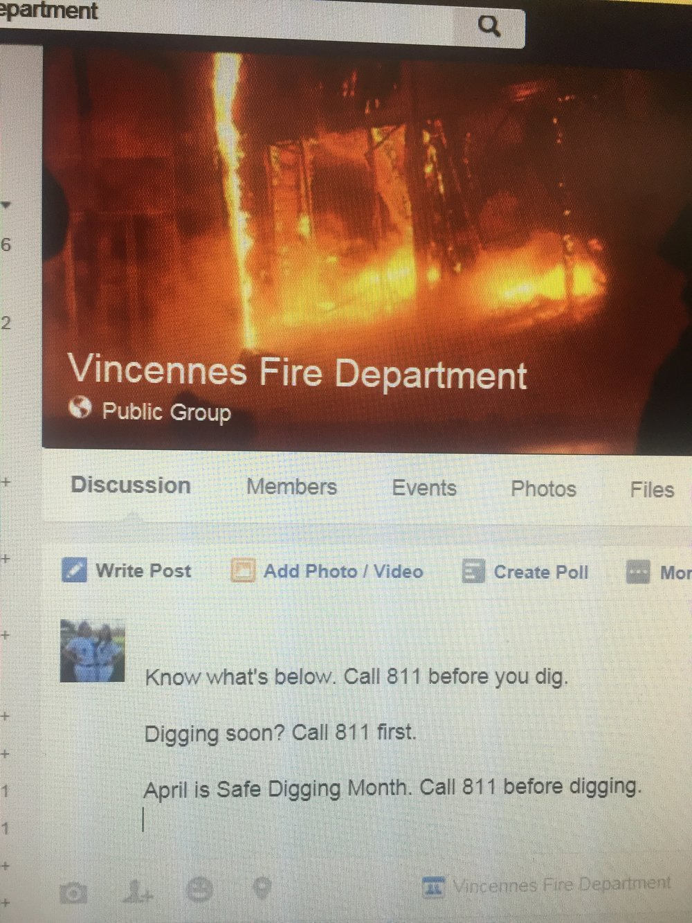 Vincennes City Fire Department