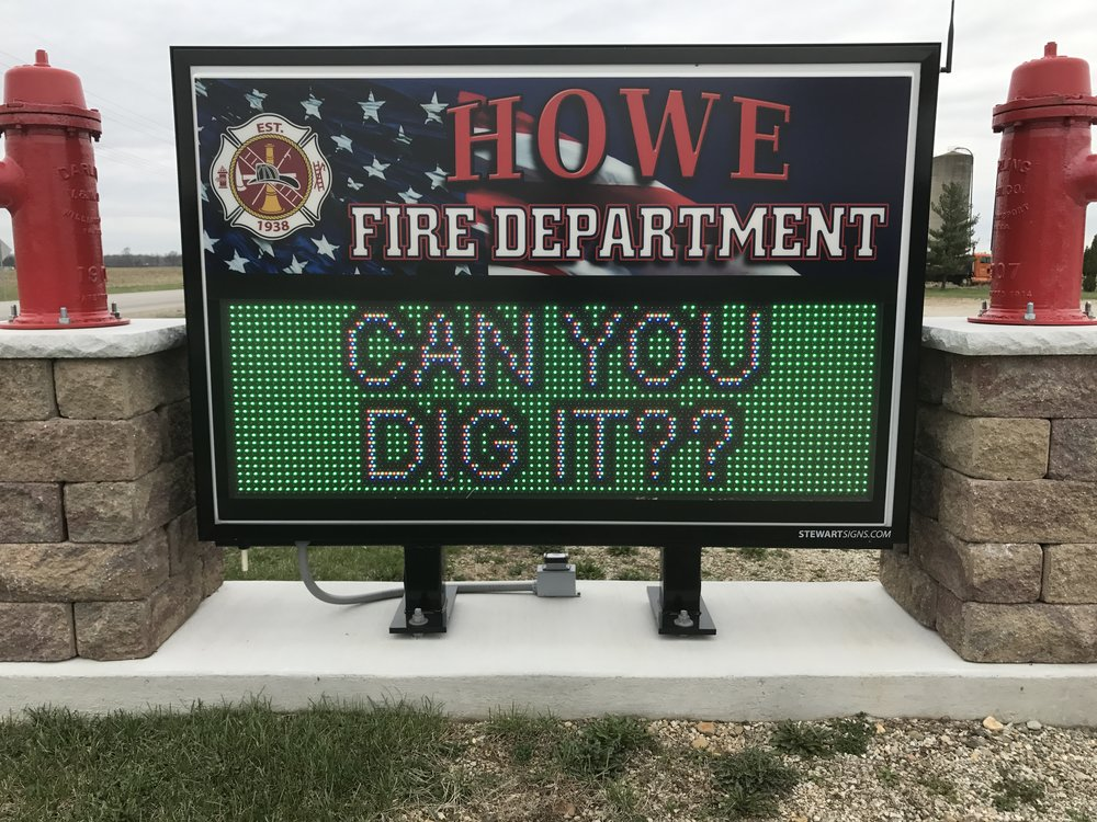 Howe Fire Department