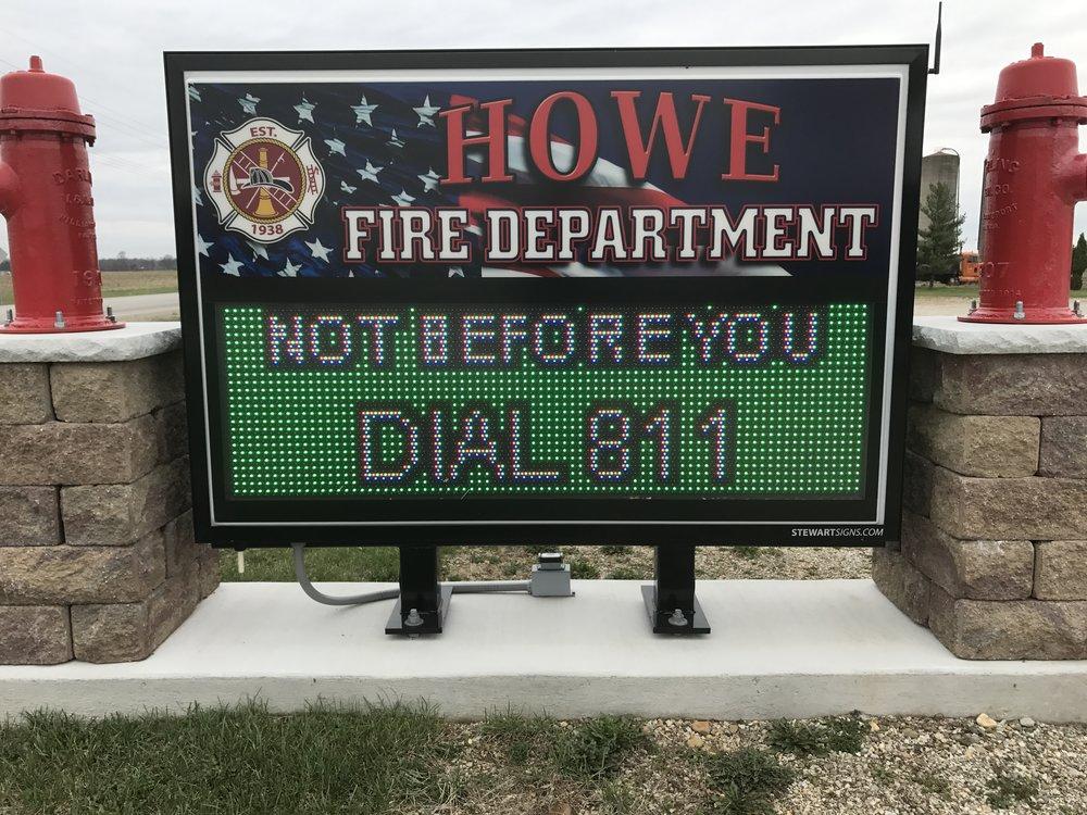 Howe Fire Department