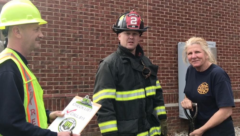 Jeffersonville Fire Department