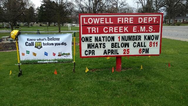 Lowell Volunteer Fire Department