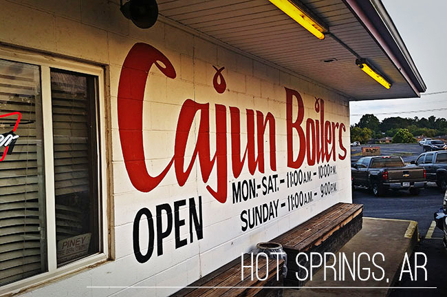 Cajun Broilers  - Hot Springs