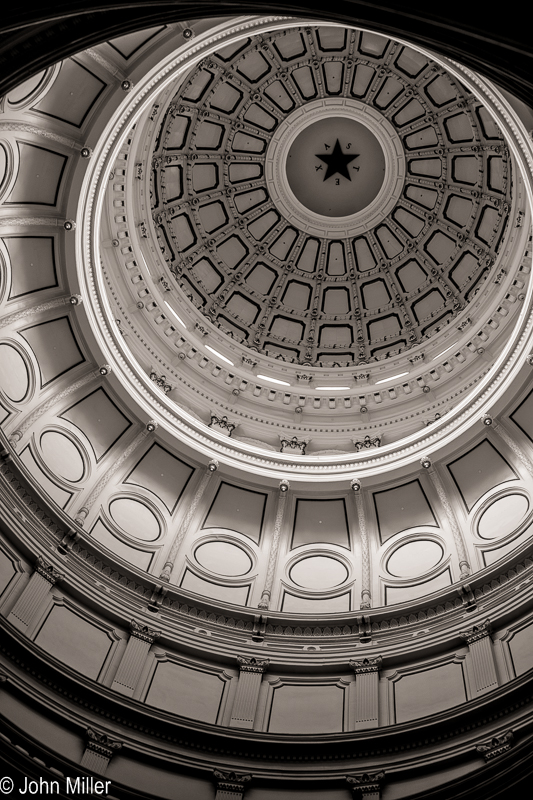 Texas Capitol - Rotunda