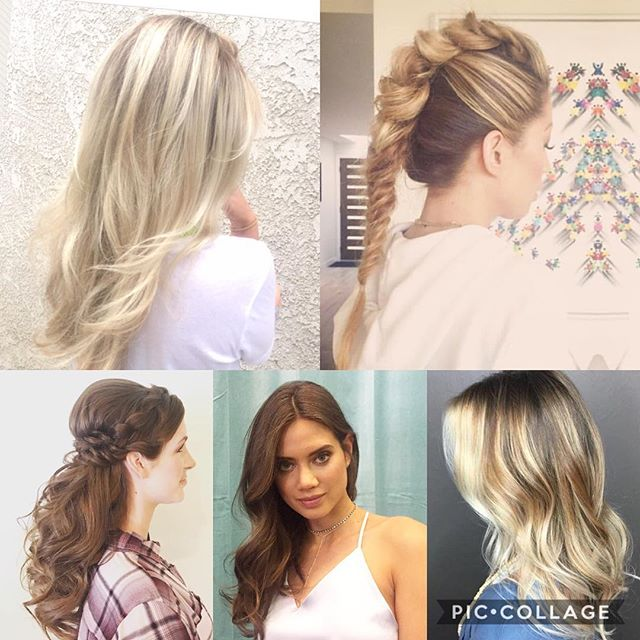 LADIES! We have are great new stylist at our beautiful salon!! Her name is jen and she does it all!!!! Book your appointment for color cuts and styling. Call to book your appintments before the holiday!!! Xoxo happy Wednesday ⭐️⭐️🙌🏻