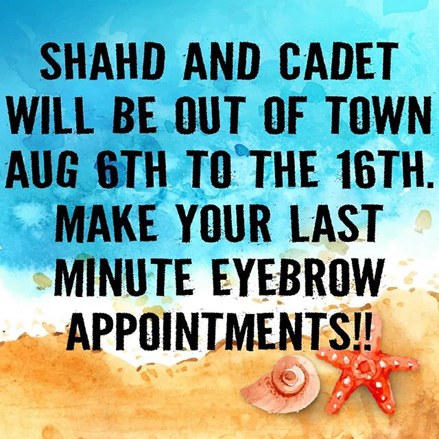 Call the salon or text 8185688782