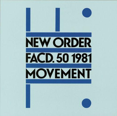 New Order, Movement, 1981