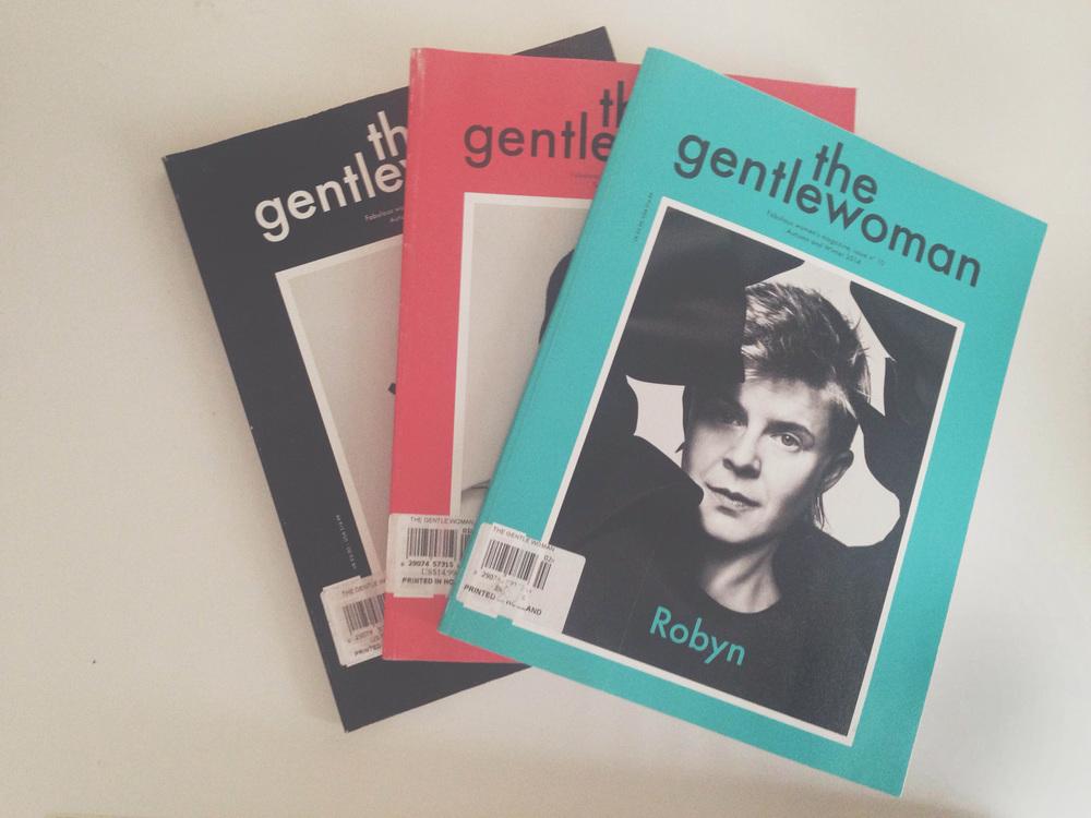 The Gentlewoman No. 8-10.