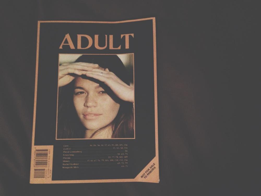 Adult Magazine No. 1.