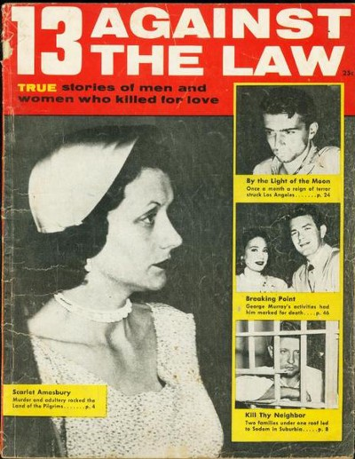 13 Against the Law, 1956