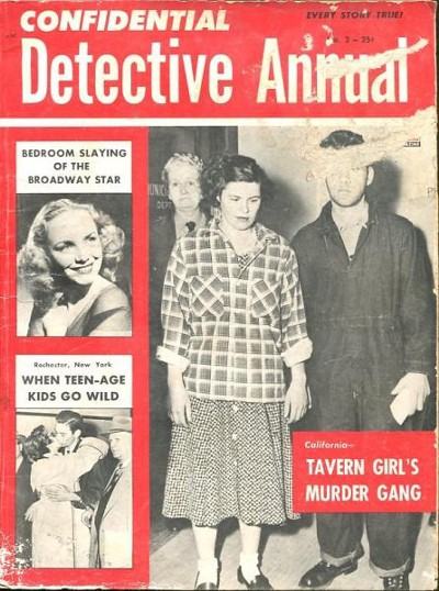 Confidential Detective Annual, 1956
