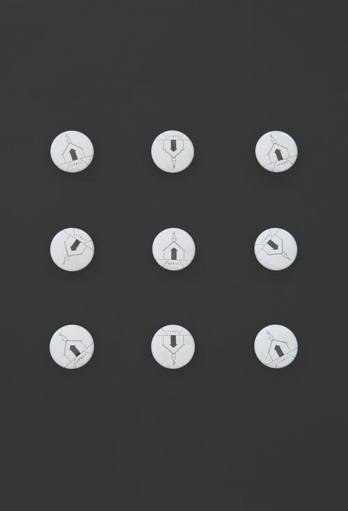 April | Band Merch | Feels Design Studio