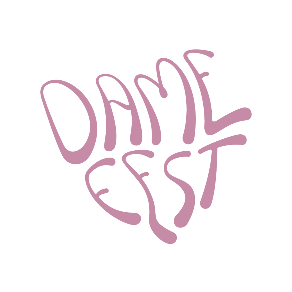 Little Dame 2 Year Anniversary Party | Lettered Logo