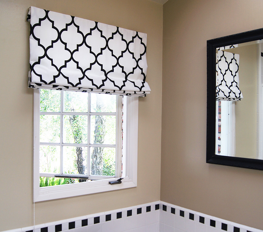 Roman Shades Knoxville
