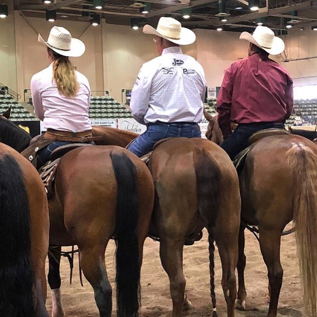 🤠🐴PCCHA Coyote Rock Roundup #pccha #cuttinghorses #teamad