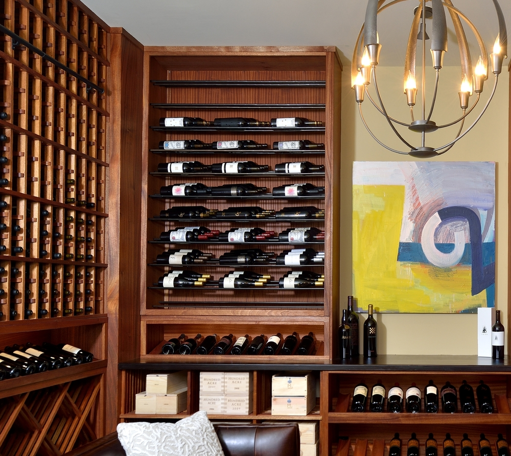 Custom Wine Cellars NCV Custom Wine Rooms brings your dream wine room to life. A job completed in 2016 won a Design Award at the 2016 Ruby Awards from the ASID Gulf Coast Chapter.